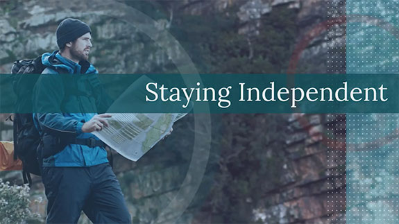 Staying Independent